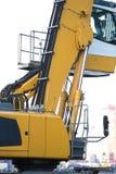 Large tracked excavator Royalty Free Stock Photo
