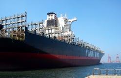 Large Transport Vessel Royalty Free Stock Photo