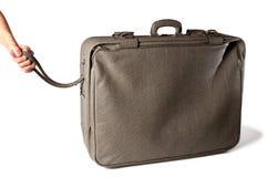 Large travel bag 80s Stock Photo