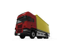 Large truck Royalty Free Stock Photos