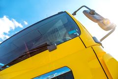 Large truck details Stock Images
