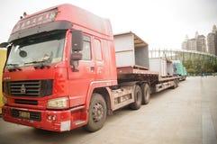 Large trucks Royalty Free Stock Image