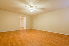 Large Unfurnished Room Royalty Free Stock Photo