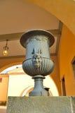 Large Urn Greek Goddesses Royalty Free Stock Image