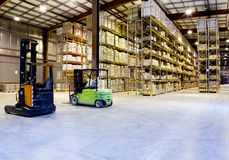 Large warehouse Stock Photo