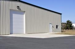 Large warehouse royalty free stock photos