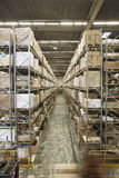 Large warehouse Royalty Free Stock Photo