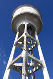 Large water tank outdoors. A large water tank for the outdoors Stock Photos