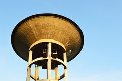 Large water tank Stock Images
