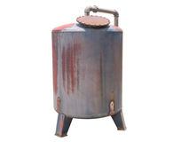 A large water tank Stock Photography