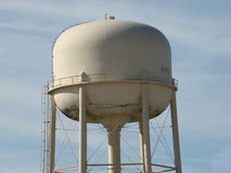 Large water tower Royalty Free Stock Photography