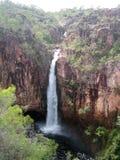Large Waterfall Stock Photo