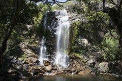 Large waterfall, Australia Royalty Free Stock Photos