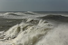 Large waves Royalty Free Stock Photos