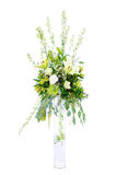 Large wedding flower arrangement Stock Photo