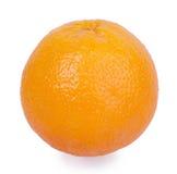 Large whole orange Royalty Free Stock Photography