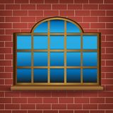 Large window Stock Image