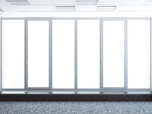 Large windows Stock Photos