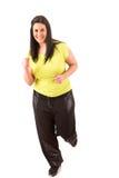 Large Woman Stock Photo