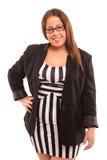 Large woman Royalty Free Stock Photo