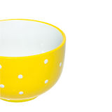 Large yellow cup Stock Photography