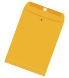 Large Yellow Envelope Royalty Free Stock Photography