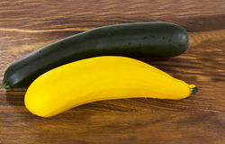 Large Zucchini Royalty Free Stock Image