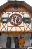 Largest cuckoo clock in the world in Triberg Royalty Free Stock Images