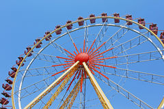 Largest ferris wheel in Ukraine Royalty Free Stock Photography