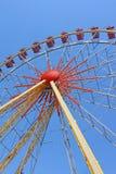 Largest ferris wheel in Ukraine Stock Image
