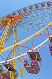 Largest ferris wheel in Ukraine Royalty Free Stock Photo