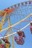 Largest ferris wheel in Ukraine Royalty Free Stock Photo