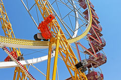 Largest ferris wheel in Ukraine, Odessa Royalty Free Stock Photo