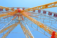 Largest ferris wheel in Ukraine. Odessa Royalty Free Stock Image