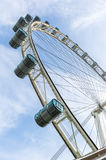 Largest ferris wheel in the world Singapore Flyer Stock Images