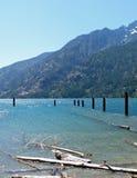 Lake Chelan at Stehekin, WA Royalty Free Stock Photos