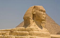The largest monolith statue in the world Stock Photography