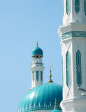 Largest mosque in Karaganda Stock Photography