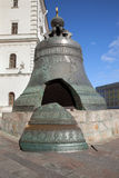 The largest in the world - Tsar Bell, Moscow Royalty Free Stock Images