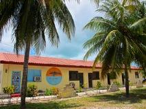 largo кубинца Кубы cayo здания Стоковая Фотография
