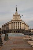 Largo Building in Sofia, Bulgaria. The Largo building in central Sofia, Bulgaria Stock Images
