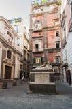 Largo Corpo di Napoli Stock Image