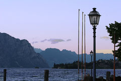 Largo di Garda Images stock