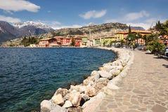 Largo di Garda Stock Photo