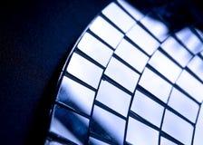 Largo di vetro astratto Fotografie Stock Libere da Diritti