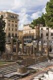 Largo Torre Argentina Imágenes de archivo libres de regalías