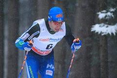 Lari Lehtonen - Cross Country Lizenzfreie Stockbilder