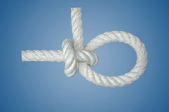 Lariat Loop Knot Stock Photos