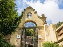 Laribal庭院 免版税库存图片