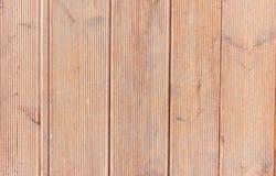 Larice, parte dei rivestimenti strutturati da legno La struttura si imbarca sulla m. Immagine Stock Libera da Diritti